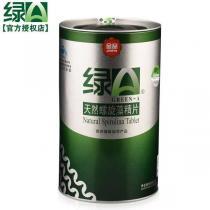 绿A天然螺旋藻精片300片