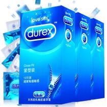 杜蕾斯避孕套紧型装12只