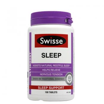 Swisse 改善睡眠片100粒