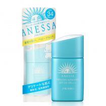 【香港直邮】日本资生堂Shiseido ANESSA安耐晒 儿童防晒乳25ml 敏感肌防晒霜