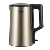 美的(Midea)热水壶 烧水壶 电热水壶 1.7L容量电水壶 PJ17A01 新品推荐